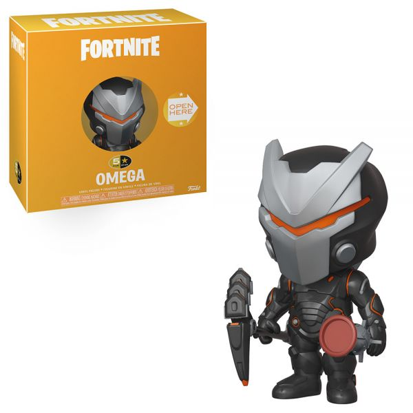 Figurina FUNKO 5 Star Fortnite S1 Omega