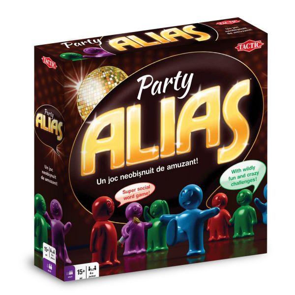Joc de societate ALIAS Party