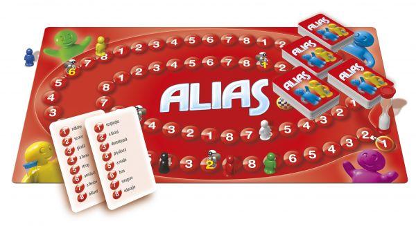Joc de societate ALIAS Original