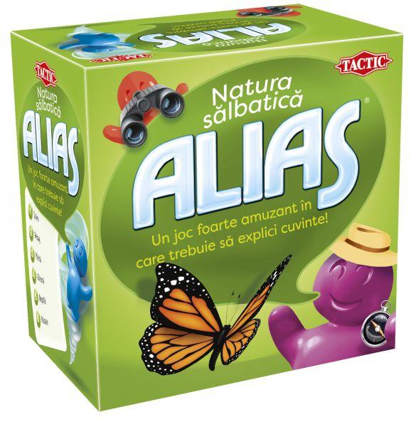 Joc de societate Mini ALIAS Natura salbatica
