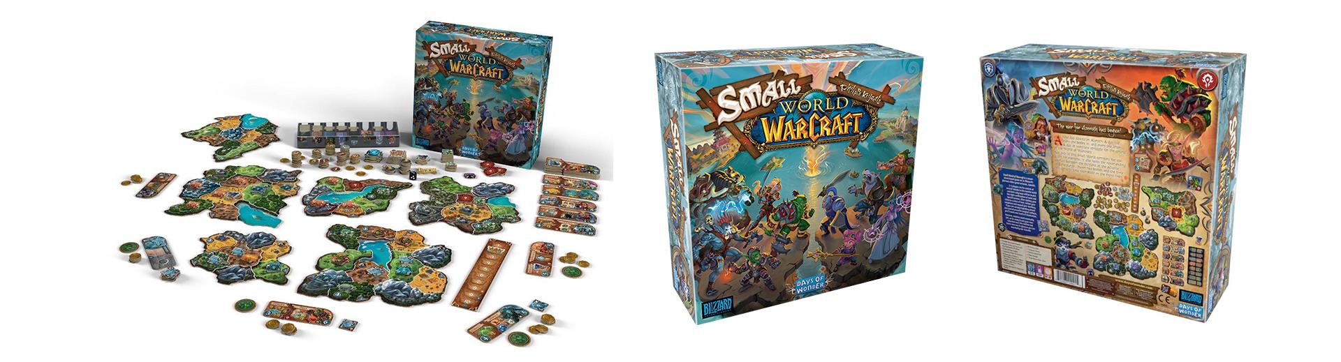Small World of Warcraft - Days of Wonder
